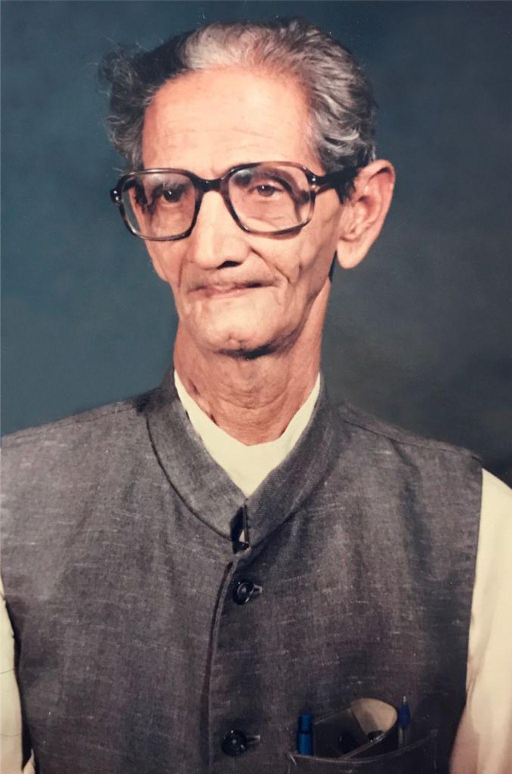 R.V.Shevade Guruji
